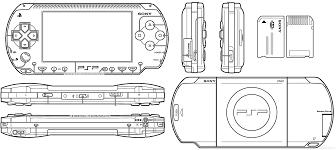 Blueprints by Http Www The Blueprints Com Blueprints Depot Misc Sony Sony Psp