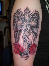cross tattoos for men 15 remarkable cross tattoos for men tats