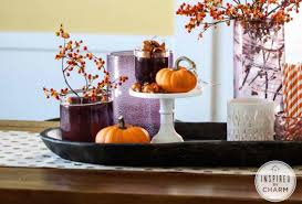 home spice decor 5 vignette ideas to spice up your home for fall
