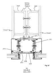 Window Framing Diagram Patent Us7533501 Window Framing System Google Patenten