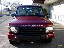 land ro 2003 alveston red land rover discovery se7 11579010 gtcarlot
