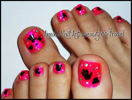 minnie mouse nail designs gallery nail art designs