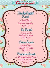 candy buffet philippines reviews top 6 suppliers eat all you