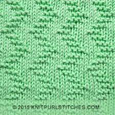 zig zag knitting stitch pattern zigzag seed stitch so cool created by just using knit and purl