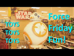remote control bb 8 black friday target star wars the force awakens force friday toy hunt and haul