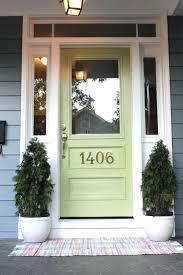 Exterior Door Color Combinations Front Doors Impressive Front Door Color Scheme For Great Looking