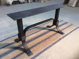 ohiowoodlands coffee table base steel coffee table legs accent