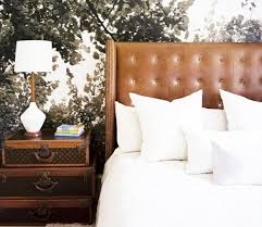 Best 25 Brown Headboard Ideas by Impressive Brown Leather Headboard With Best 25 Leather Headboard