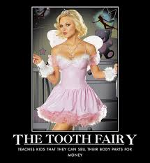 Tooth Fairy Meme - punching swans the tooth fairy