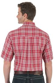 Rugged Wear Clothing Wrangler Rugged Wear Short Sleeve Shirt
