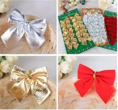 christmas bows for sale silver christmas tree bows online silver christmas tree bows for