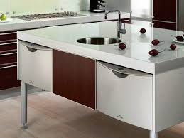 kitchen mobile kitchen island with white kitchen with dark