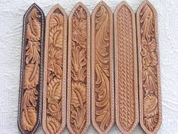 western leather tooling patterns idee in cuoio e in pelle