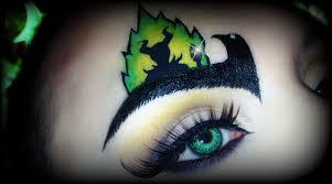disney maleficent makeup tutorial ft glittergirlc halloween
