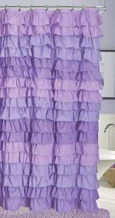 Urban Outfitters Waterfall Ruffle Curtain by Best 25 Ruffle Shower Curtains Ideas On Pinterest White Ruffle