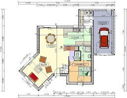 plan de maison 3 chambres salon plan de maison 3 chambres salon 3 exemple plan maison