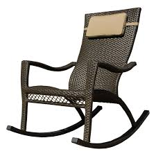 fabulous wicker rocker chair with 3009740php lakeshore resin