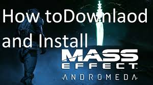 how to download and install mass effect andromeda all dlcs on pc