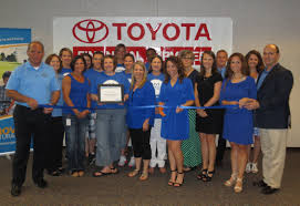 toyota financial spotlight