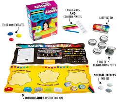 mixed by me putty kit make your own crazy aaron u0027s incredible putty