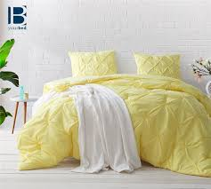 Blue And Yellow Bedroom by Best 25 Yellow Comforter Ideas Only On Pinterest Yellow Bedding