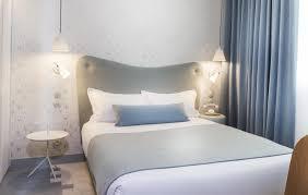 chambre simple hôtel le lapin blanc hôtel près du jardin du luxembourg à