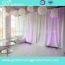 wedding backdrop stand outdoor event wedding aluminum backdrop stand pipe drape for trade