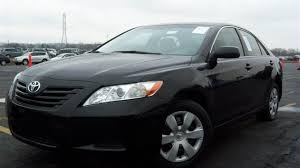 used toyota camry le for sale used 2007 toyota camry le sedan 12 500 00