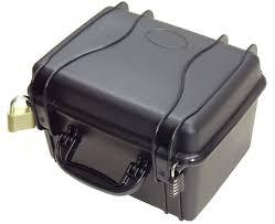 amazon com case club waterproof 4 pistol case with silica gel