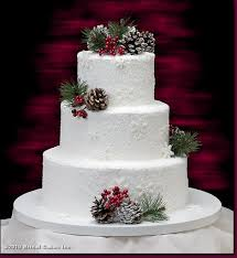 christmas wedding cakes so pretty sugar is used to create the sparkly snow