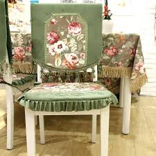 chair back cover dining room chair back covers no sew chair back cover how to make