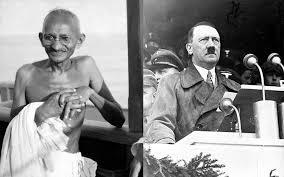 Advice Hitler Meme - gandhi s 1940 letter to adolf hitler business insider