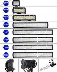 shock price sale in usa 36w led light bar auto parts buy