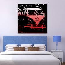 cars vw campervan square wall art 0 cars vw campervan square wall art