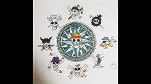 one piece tattoo picture one piece drawing one piece tattoo design copic marker youtube