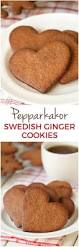 pepparkakor swedish ginger cookies u2013 100 whole wheat dairy