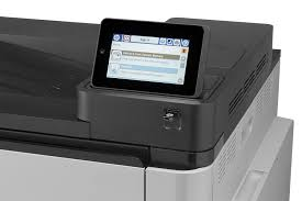 amazon com hp color laserjet enterprise m651dn printer cz256a