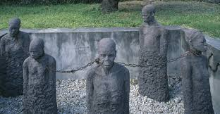 history of black friday slavery slave market memorial at stone town slave trade pictures