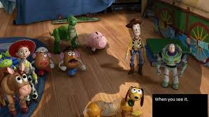 Toy Story Andys Bedroom Risqué Image In U0027toy Story 3 U0027