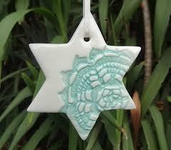 mint green decorations ceramic ornaments teachers
