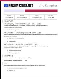 resumes templates 2018 4 answers which is the best site for best free resume templates