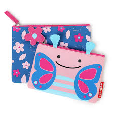 amazon com skip hop zoo little kid cases blossom butterfly