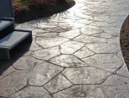 2017 Stamped Concrete Patio Cost Perfect Ideas Stamped Concrete Cost Pleasing Stamped Concrete