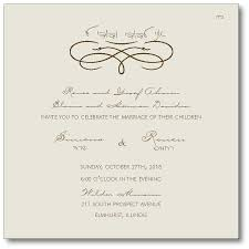 wedding programs wording sles 27 best invitations images on weddings bar