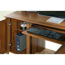Appleton Computer Desk Sauder Orchard Corner Computer Desk And Hutch Carolina Oak