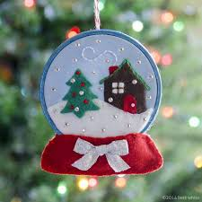 Felt Penguin Christmas Ornament Patterns - best 25 felt christmas ornaments ideas on pinterest christmas