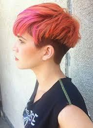 cutting hair so it curves under 100 short hairstyles for women pixie bob undercut hair