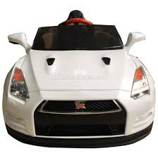 Nissan Gtr New - new lisenced nissan gtr r35 ride on cars 2 4 g remote control baby
