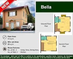 camella homes riverfront bella model house for sale cebu dream