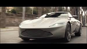 Aston Martin Db10 James Bond S Car From Spectre Spectre 2015 James Bond Borrows 009 S Aston Martin Db10 Youtube